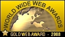 World Wide Web Awards Gold Medal